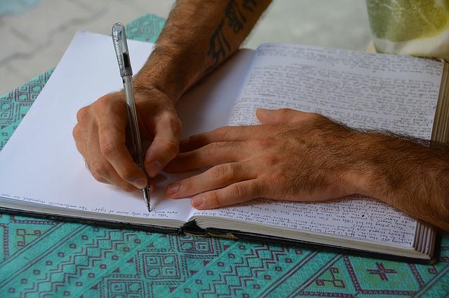 3 Minute Journaling