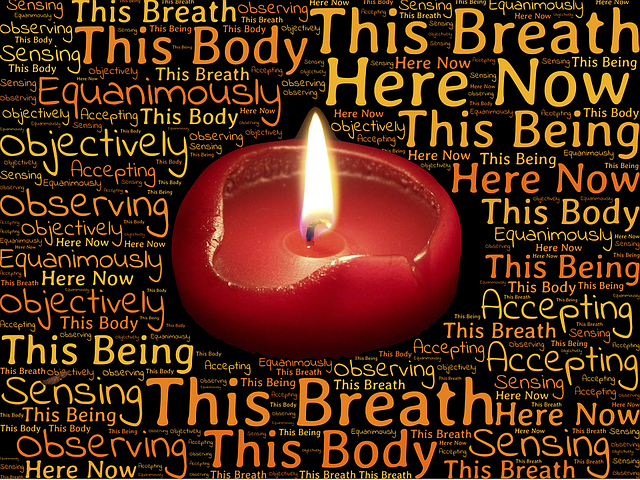 Paying Attention to Your Breath and Body