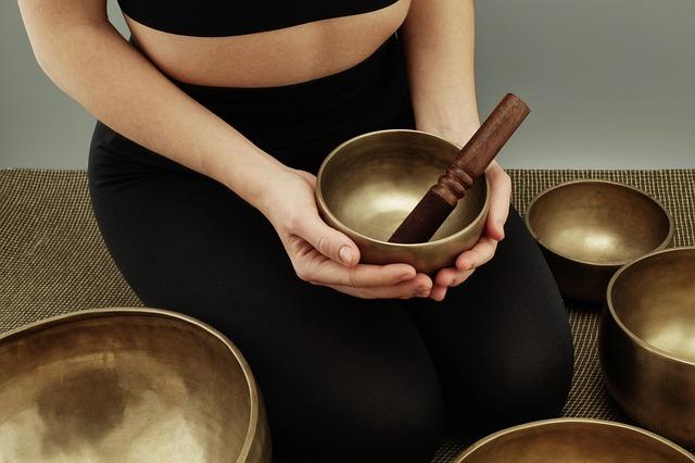 Widening Awareness Through Meditation and Singing Bowls